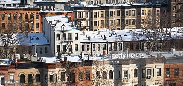 usa, new york city, brooklyn, cityscape - brooklyn new york stock pictures, royalty-free photos & images