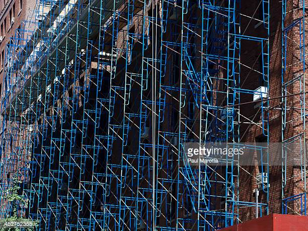 New York City Building Facade Repair and construction