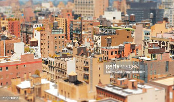 new york city buildings - noam galai stock pictures, royalty-free photos & images