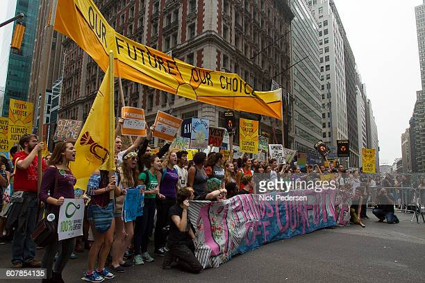 New York City Climate March