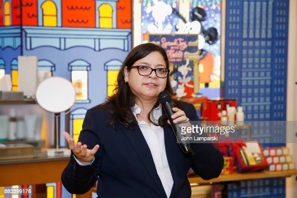 New York City council member, Rosie Mendez attends The Bea Arthur Residence Building dedication on November 30, 2017 in New York City.