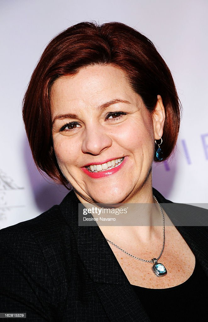 New York City Council Speaker Christine Quinn attends Tie The Knot NYC at Avenue on February 27, 2013 in New York City.