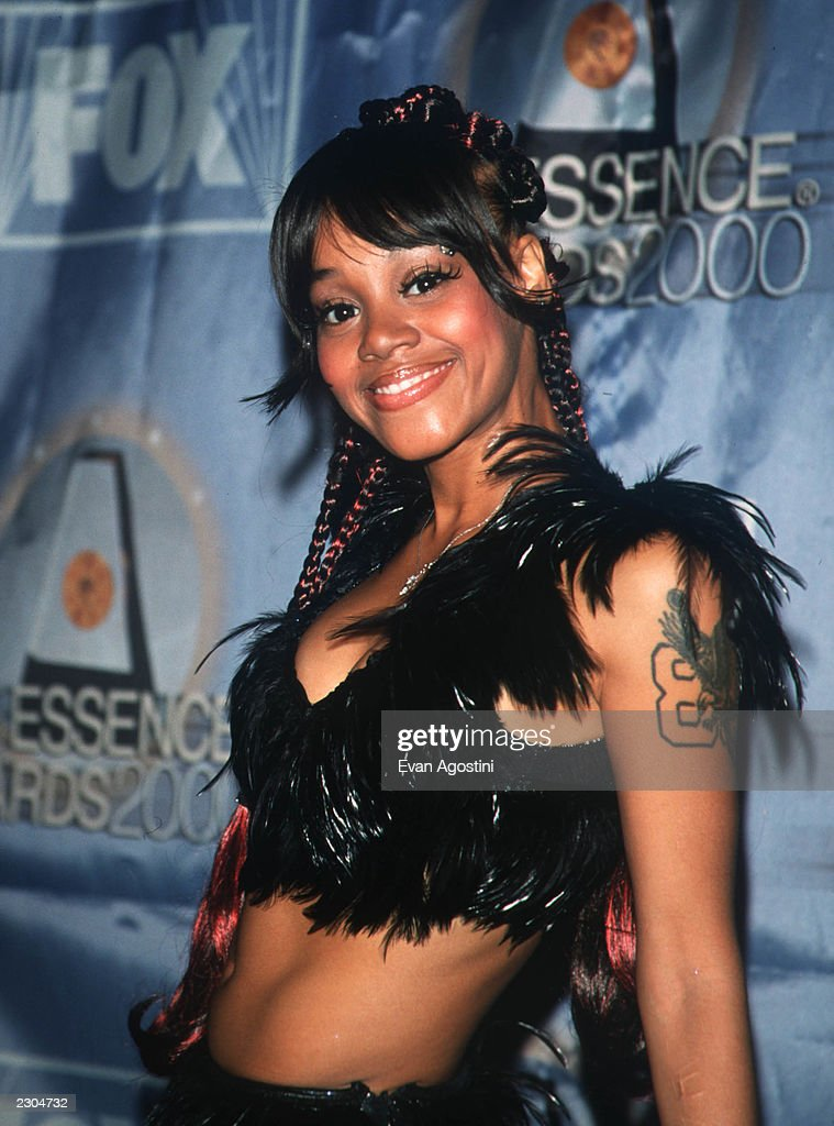 2000 Essence Awards Lisa Lopes : News Photo