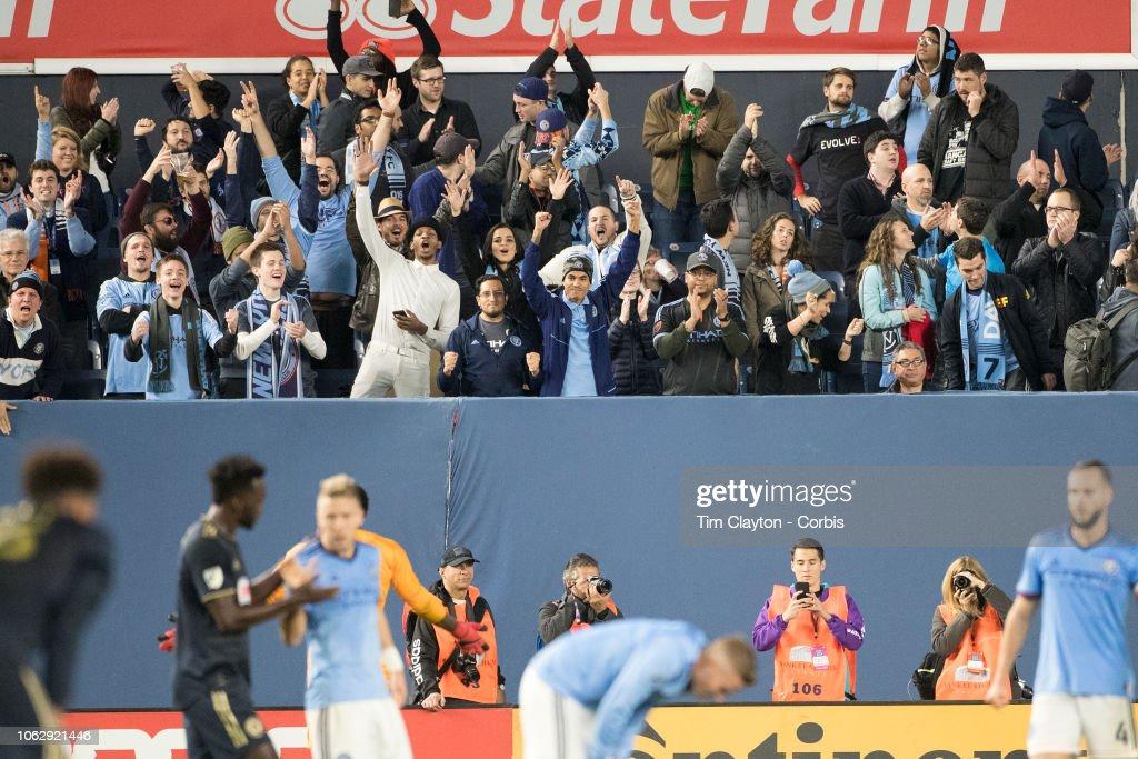 New York City FC Vs Philadelphia Union : News Photo