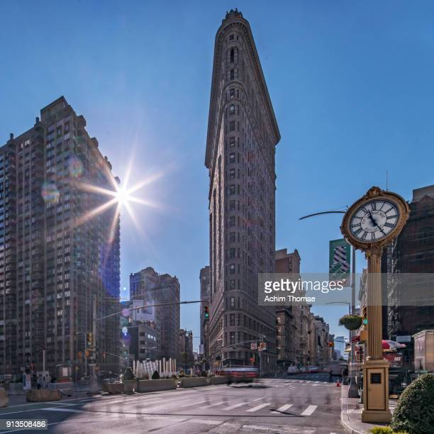 New York City, Flat Iron Building, USA