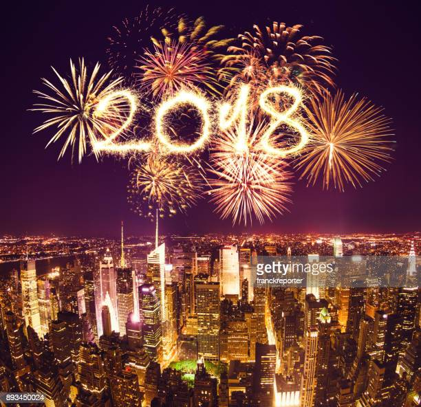 new york city for the new year 2018