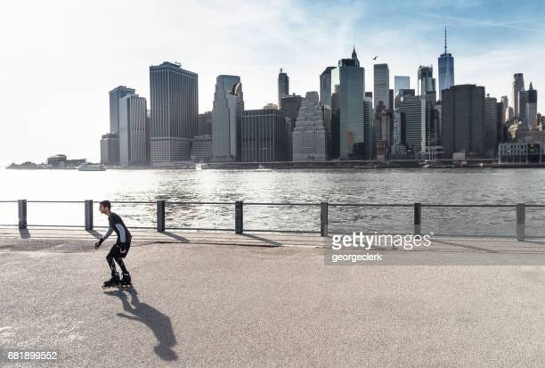 New York City inline skating