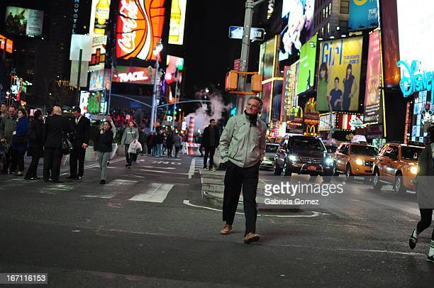 New York City is visited by thousands of tourists a year, when you are there only being a tourist you recognize more tourists, but occasionally in...