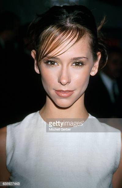 New York City Jennifer Love Hewitt at the 1999 'Rock Style' Gala at the Met