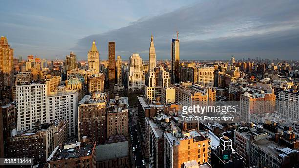 New York City - Madison Square Park Area and Flatiron District