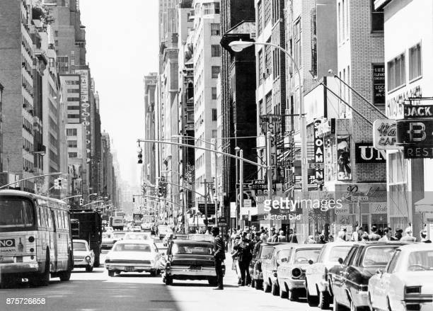 New York City, Manhattan, Madison Avenue