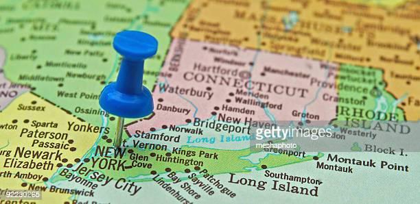 New York City-Karte