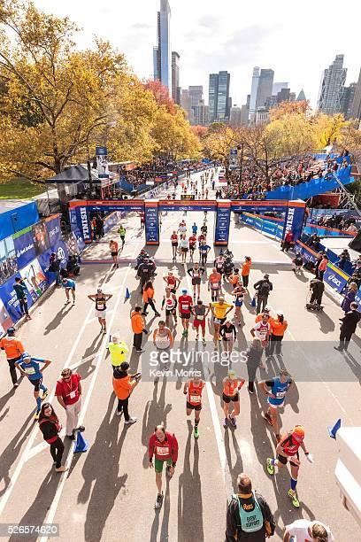 New York CIty Marathon: