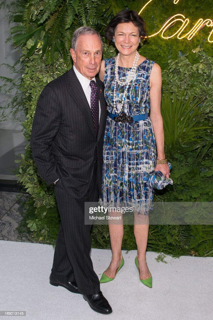 2013 Museum Of Modern Art Party In The Garden - Arrivals