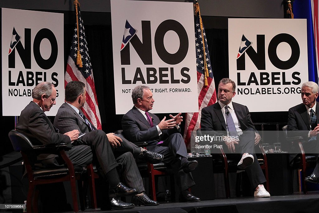 """No Labels"" Political Organization Launches As Counterpoint To Tea Party"