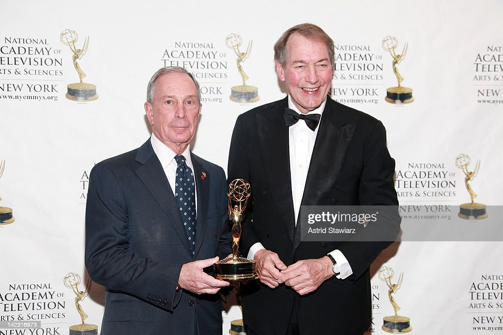 55th Annual New York Emmy Awards Gala - Inside : News Photo