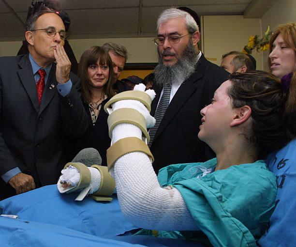 Image result for giuliani israel
