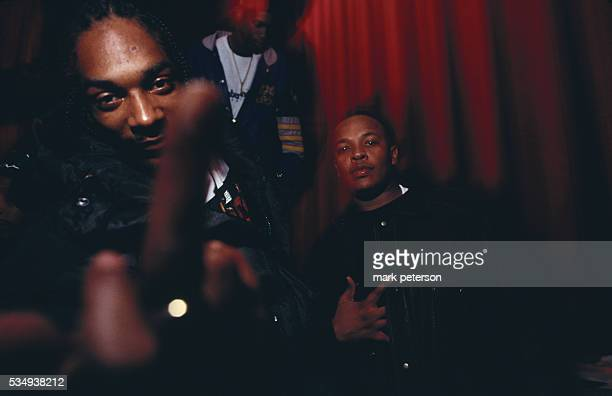 New York City New York Party given by Interscope/Death Row Records for Snoop Doggy Dogg record Murder was the Case