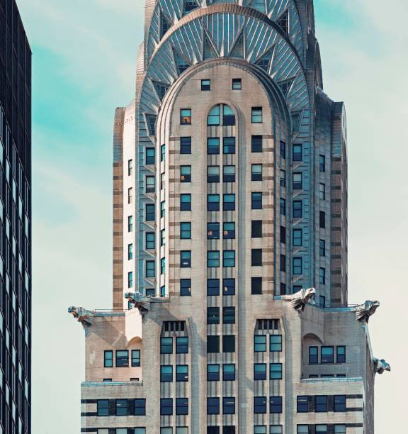 New York City, USA. Chrysler building. Pictures | Getty Images