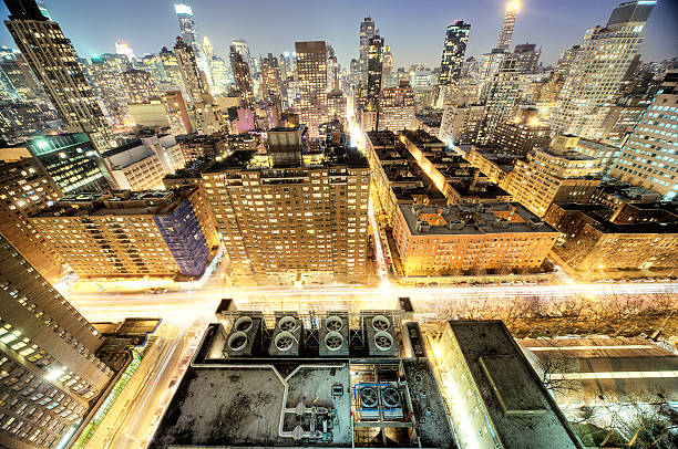 New York City Nightscape