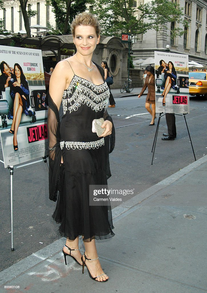 """Jet Lag"" Premiere - New York : News Photo"