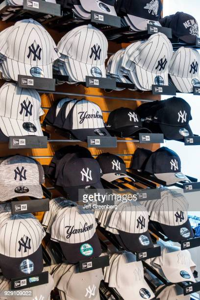 New York City NY Yankees Baseball Caps in Store
