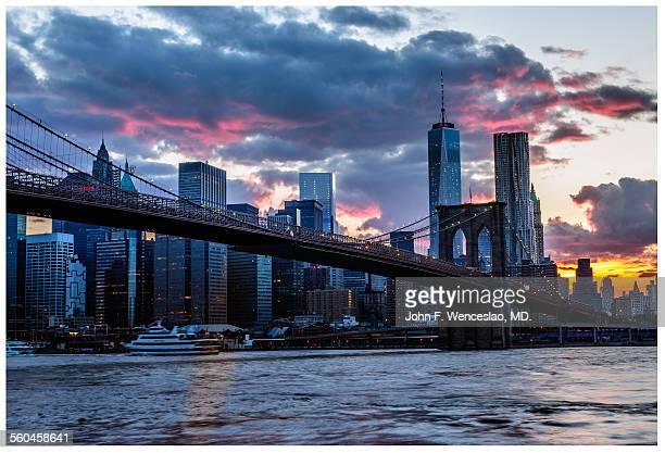 New York City On Fire