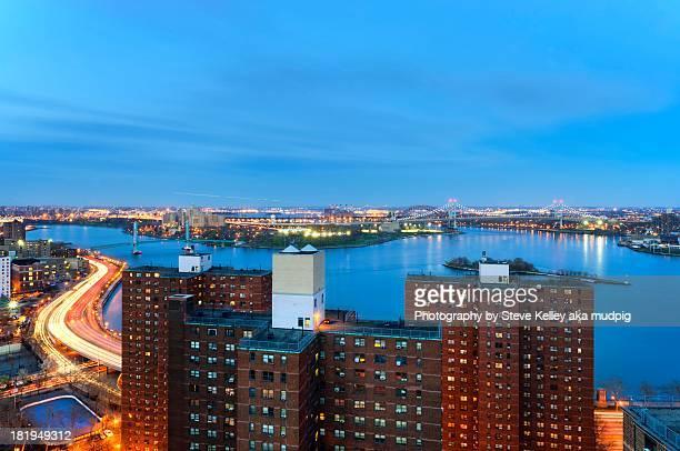 new york city on march 30, 2012 - east harlem - fotografias e filmes do acervo