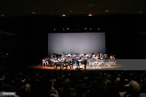 """New York City Opera presents """"Vox 2007: Showcasing American Composers"""" at the Skirball Center on Saturday afternoon, 2007. This image;Sergio..."""