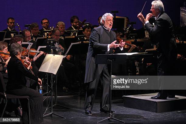 New York City Opera Renaissance presents 'A Celebration of the Life of Maestro Julius Rudel' at Rose Theater on Monday night March 9 2015The New York...