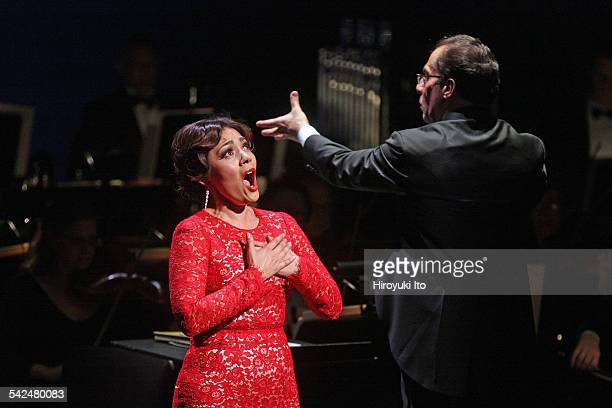New York City Opera Renaissance presents A Celebration of the Life of Maestro Julius Rudel at Rose Theater on Monday night March 9 2015The New York...