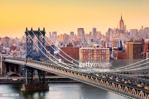 5,374点のマンハッタン橋のストックフォト - Getty Images
