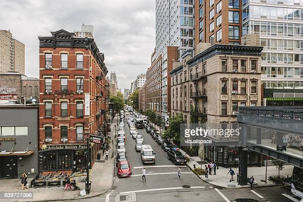 new york city - chelsea new york stock photos and pictures