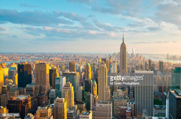 new york city - midtown manhattan stock pictures, royalty-free photos & images