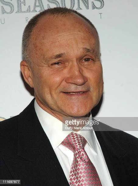 New York City Police commissioner Raymond Kelly attends the 50th Anniversary gala at Four Seasons Hotel New York on June 11 2009 in New York City