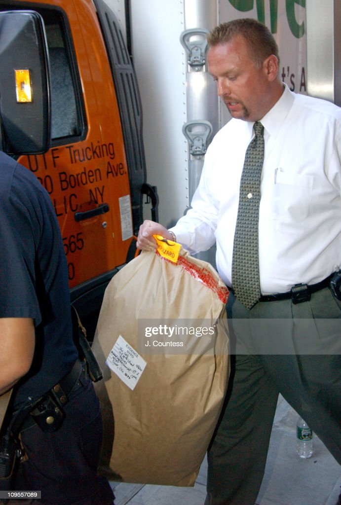 Eric Douglas Found Dead in Apartment in New York City - July 6, 2004 : News Photo
