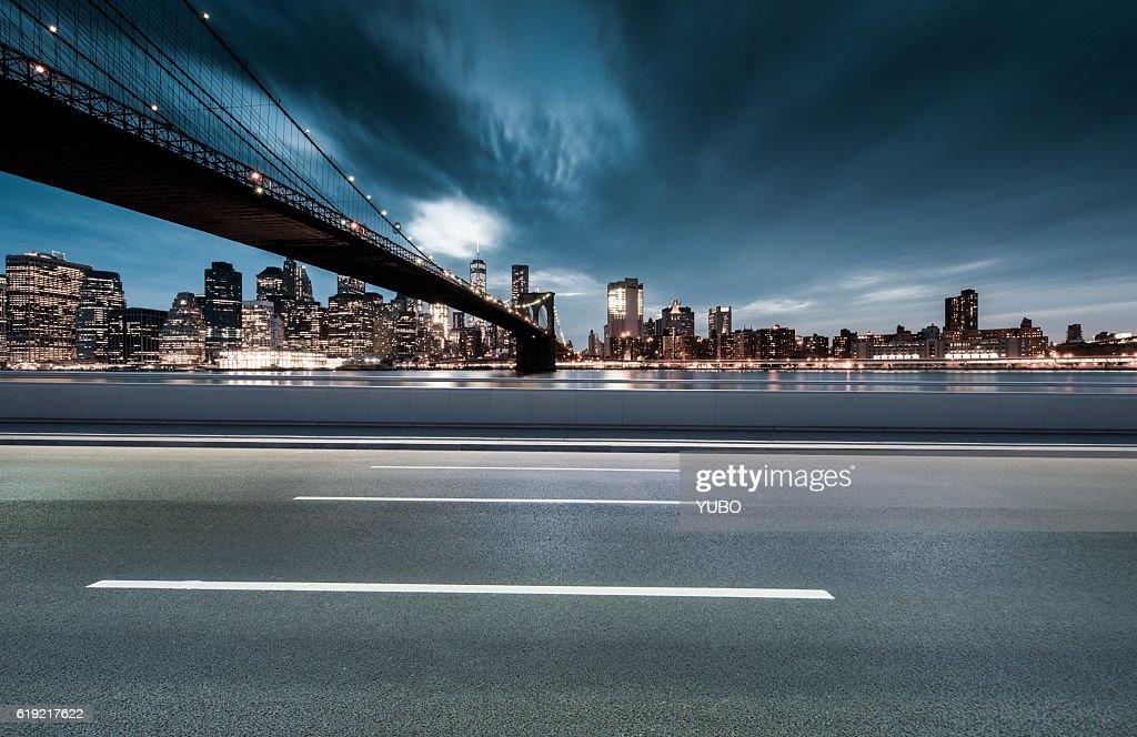 New York City Road : Stock Photo