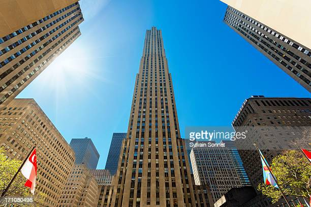 New York City - Rockefeller Building
