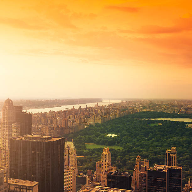 New York City Skyline Sunrise | Photos.com