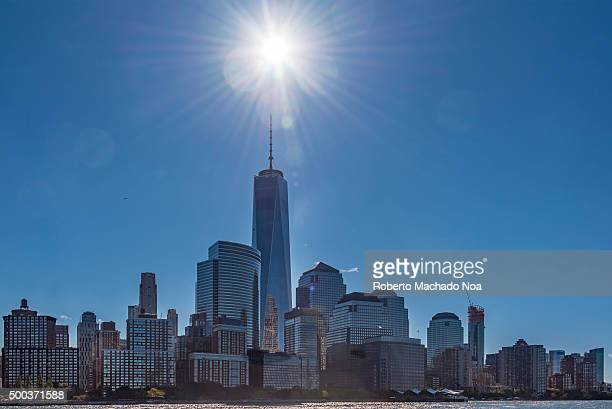 New York city skyline is major tourist attraction The recent addition of the One Trade Center building is important because the building is the...