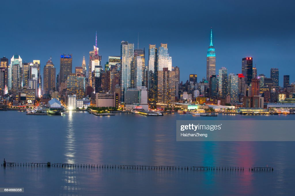 Image result for new york city skyline getty images
