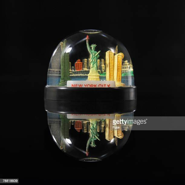 New York City Snowglobe