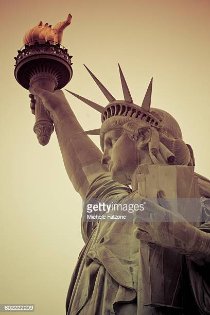 USA ,New York City, Statue of Liberty