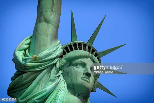 USA ,New York City, Statue of Liberty