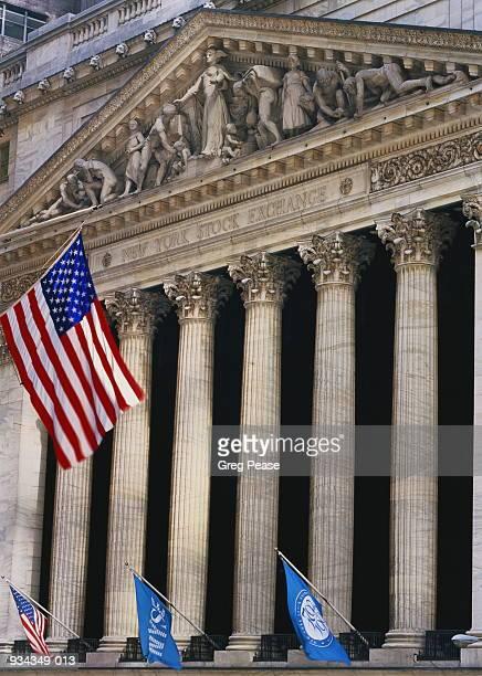 New York City Stock Exchange building