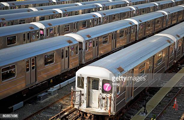new york city subway - new york city subway stock pictures, royalty-free photos & images