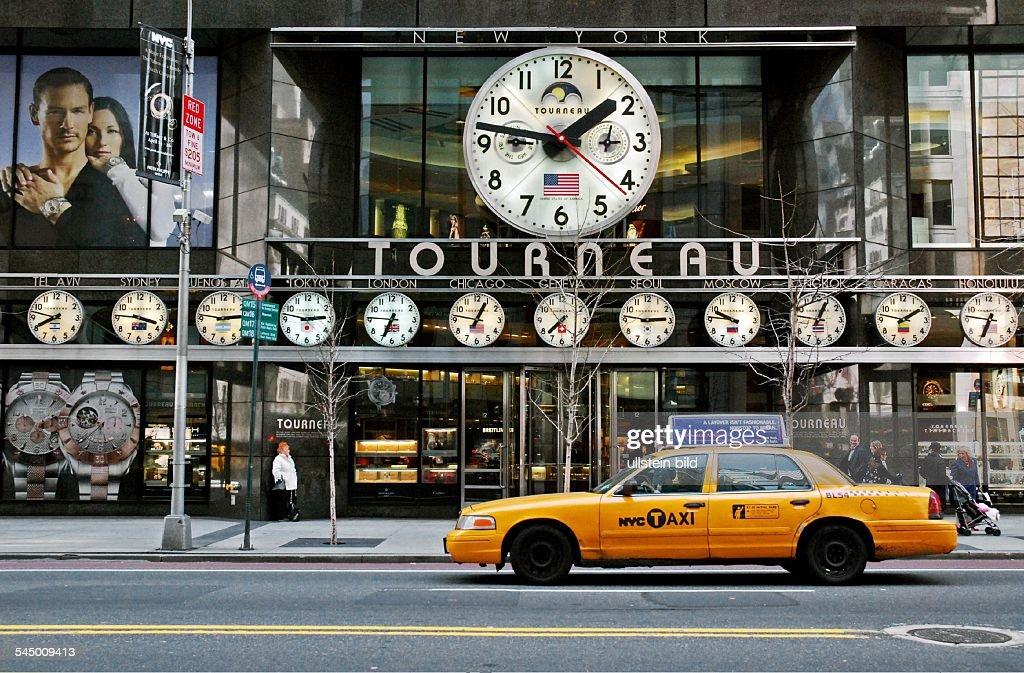 Tourneau (City Guide NY)