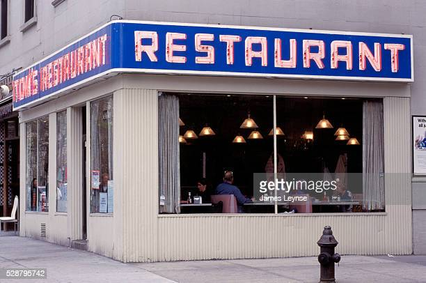 Tom's Restaurant/ Featured on the hit sitcom Seinfeld