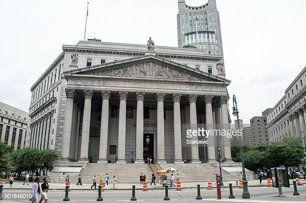 Rathaus von New York City
