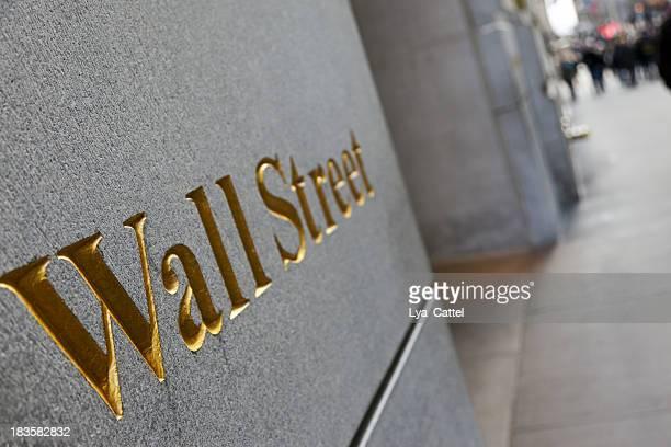 La ciudad de Nueva York, de Wall Street # 16 XXXL